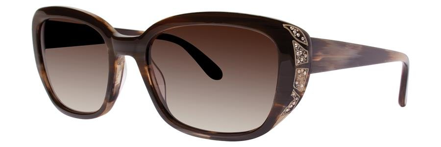 Vera Wang NEVELA Arizona Tortoise Sunglasses Size55-18-130.00