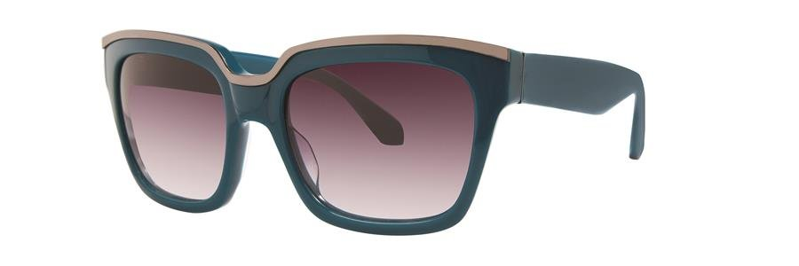 Zac Posen NICO Blue Sunglasses Size56-18-135.00