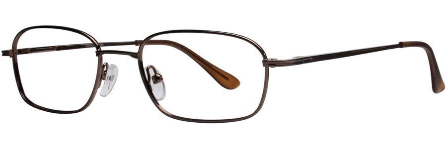 Gallery NOAH Brown Eyeglasses Size54-18-140.00