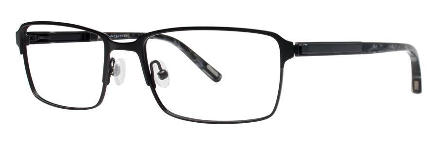 Jhane Barnes NOMIAL Black Eyeglasses Size52-17-135.00