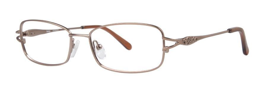 Destiny NOREEN Brown Eyeglasses Size52-16-130.00