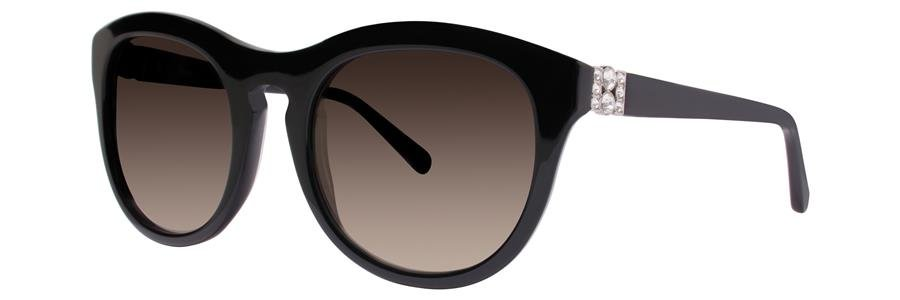 Vera Wang NURIA Black Sunglasses Size52-21-138.00