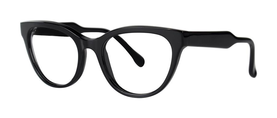 Vera Wang OCTAVIA Black Eyeglasses Size00-18-140.00