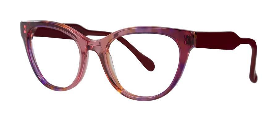 Vera Wang OCTAVIA Magma Crystal Eyeglasses Size00-18-140.00