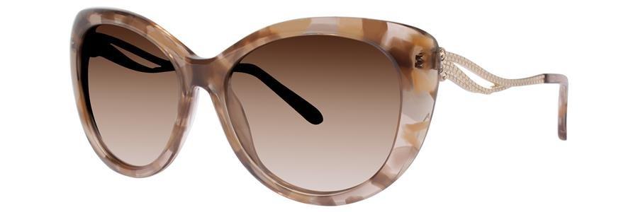 Vera Wang ODALA Brown Sunglasses Size57-16-135.00