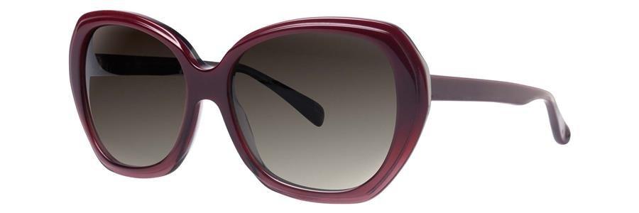 Vera Wang OLA 03 Burgundy Sunglasses Size56-14-135.00