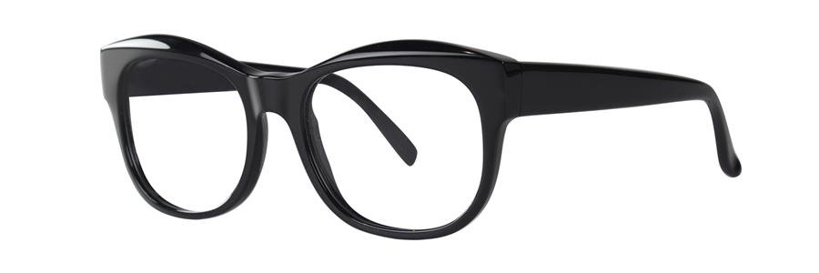 Vera Wang ORIANA Black Eyeglasses Size00-17-140.00