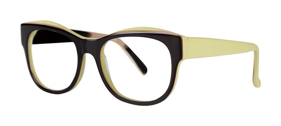 Vera Wang ORIANA Lemon Eyeglasses Size00-17-140.00