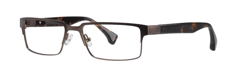 Republica OXFORD Brown Eyeglasses Size55-17-140.00