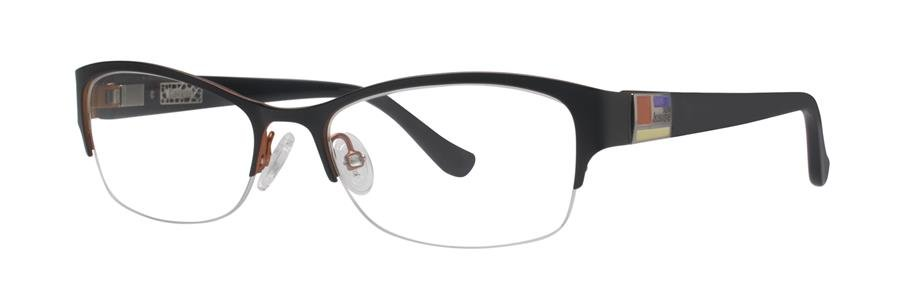 kensie PARTY Black Eyeglasses Size51-17-130.00