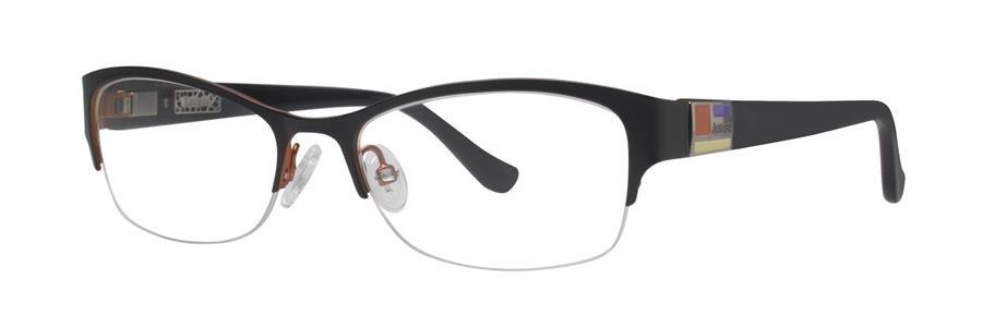 kensie PARTY Black Eyeglasses Size53-17-135.00