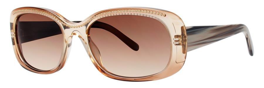 Vera Wang PENUMBRA Brown Sunglasses Size54-18-133.00