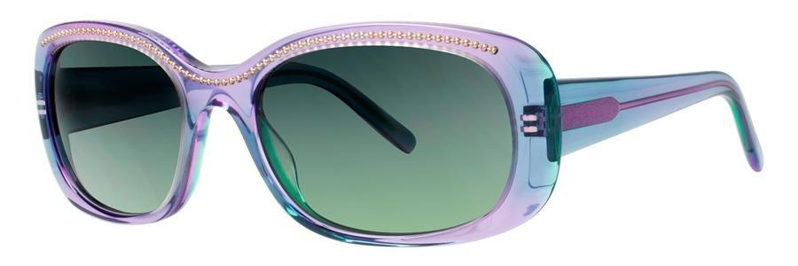 Vera Wang PENUMBRA Indigo Sunglasses Size54-18-133.00
