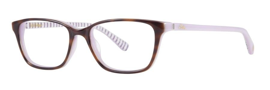 Lilly Pulitzer PIPPIN Tortoise Eyeglasses Size45-15-120.00