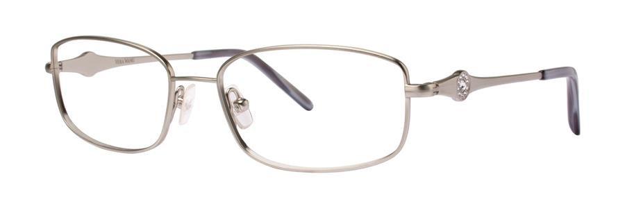 Vera Wang PLACIDA Silver Sunglasses Size51-16-130.00