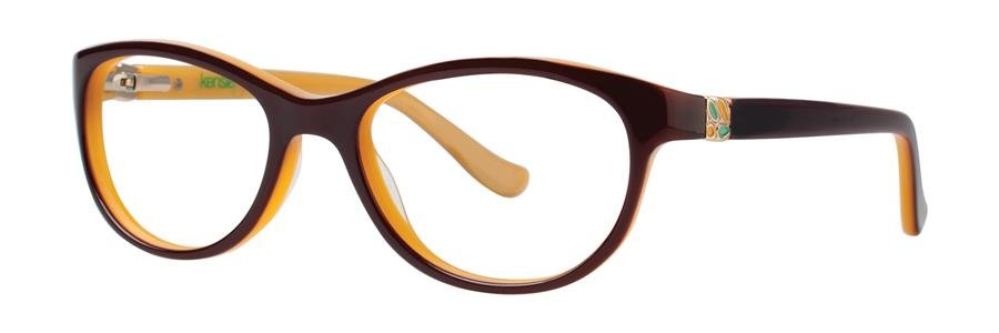 kensie POSY Caramel Eyeglasses Size47-15-125.00
