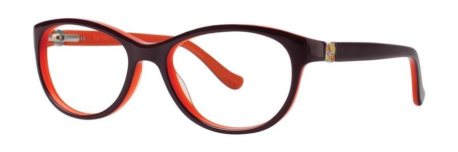 kensie POSY Pumpkin Eyeglasses Size47-15-125.00
