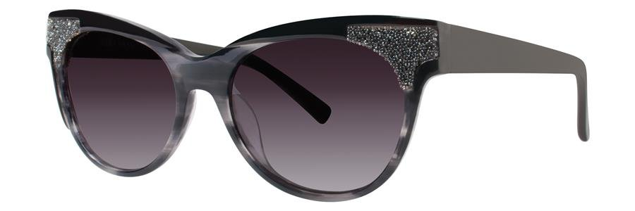 Vera Wang PRESTA Black Sunglasses Size52-17-135.00