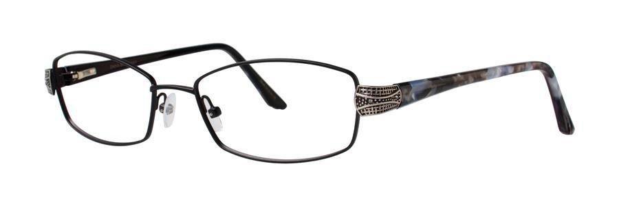Dana Buchman PRIYA Black Eyeglasses Size53-17-135.00