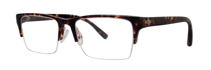Zac Posen PROFESSOR Osaka Tortoise Eyeglasses Size53-17-140.00