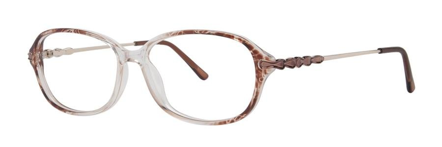Destiny PRUE Brown Eyeglasses Size51-13-135.00