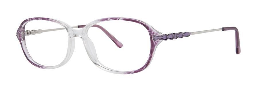 Destiny PRUE Lavender Eyeglasses Size55-13-135.00