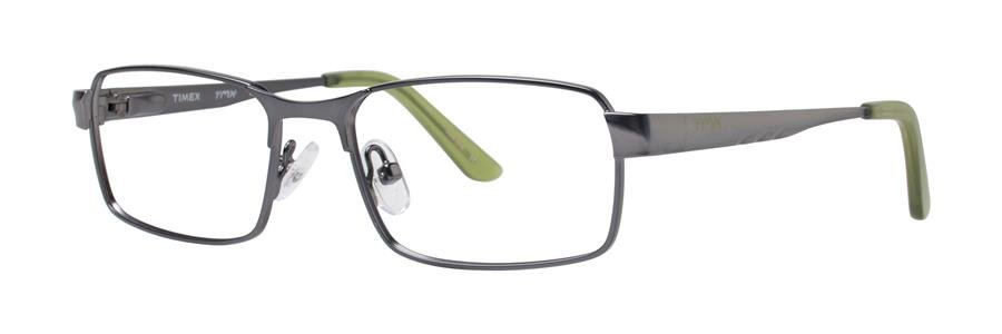 Timex RAKE Gunmetal Eyeglasses Size49-15-130.00