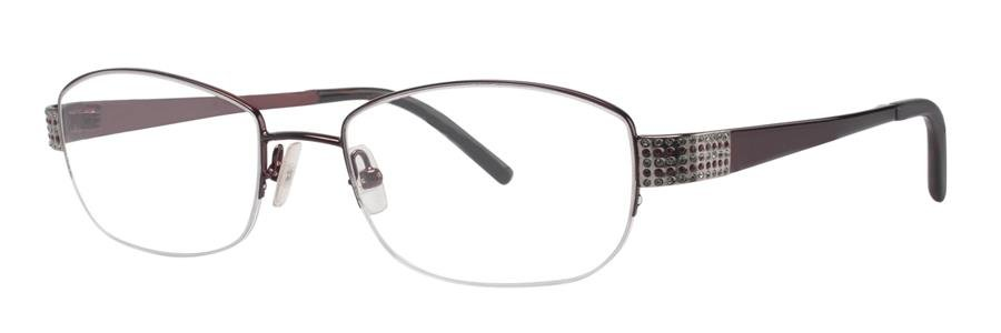 Vera Wang REGALIA Burgundy Eyeglasses Size51-18-132.00