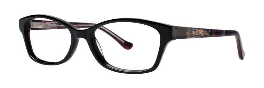 kensie RENDEZVOUS Black Eyeglasses Size53-15-135.00