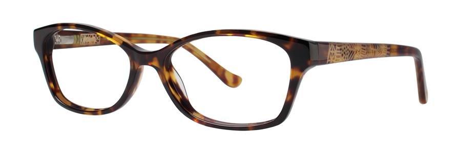 kensie RENDEZVOUS Tortoise Eyeglasses Size53-15-135.00