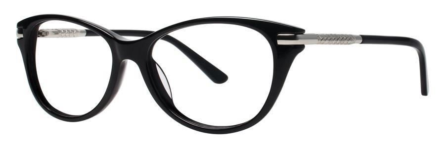 Timex REPOSE Black Eyeglasses Size50-15-135.00