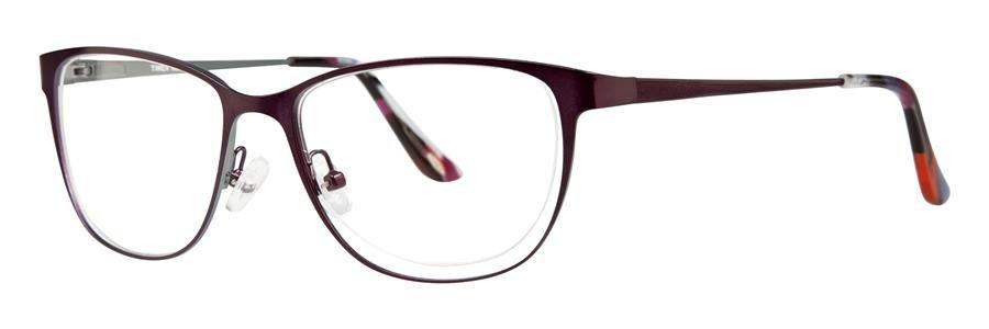 Timex RESPITE Merlot Emerald Eyeglasses Size49-16-135.00