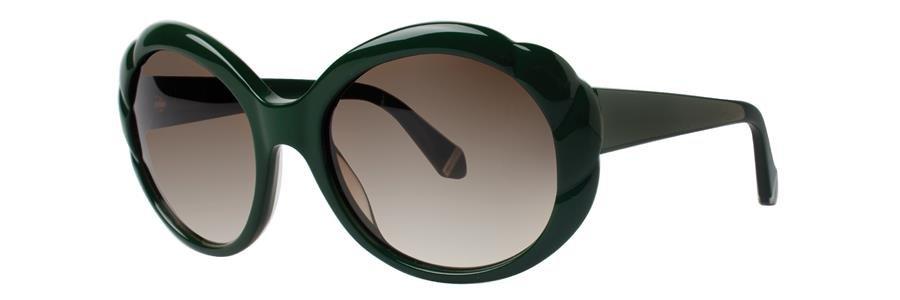 Zac Posen RITA Jade Sunglasses Size56-19-135.00