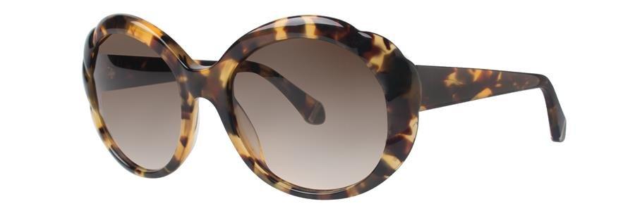 Zac Posen RITA Tortoise Sunglasses Size56-19-135.00