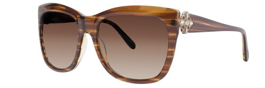 Vera Wang RIVAN Tabac Sunglasses Size56-18-138.00