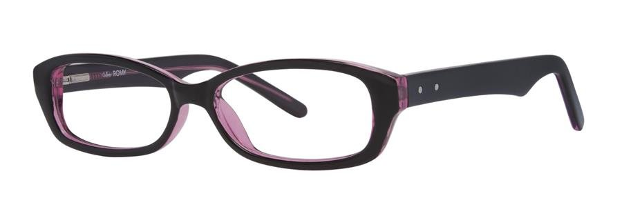 Gallery ROMY Black Eyeglasses Size50-16-138.00