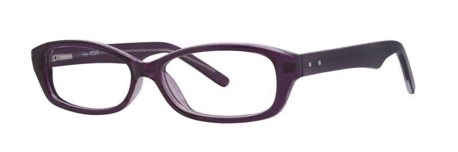 Gallery ROMY Merlot Eyeglasses Size52-16-140.00