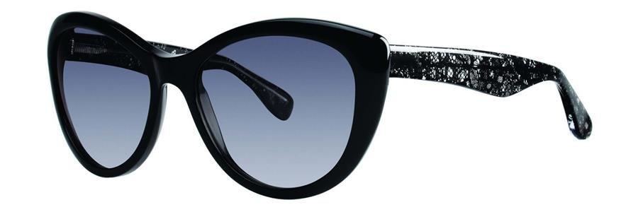 Vera Wang SABINA Black Sunglasses Size57-16-135.00