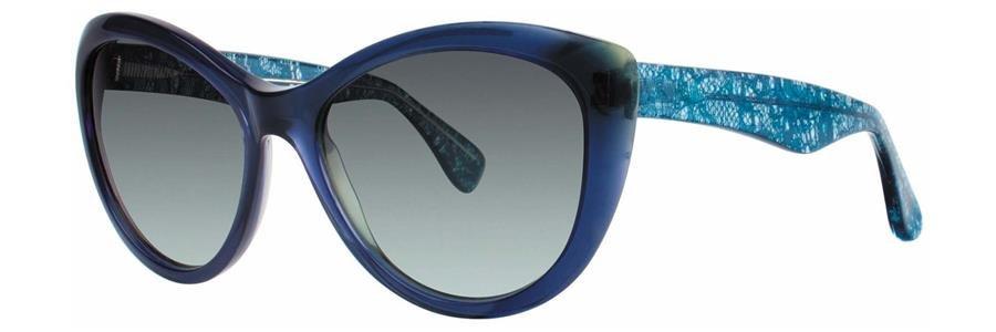 Vera Wang SABINA Navy Sunglasses Size57-16-135.00