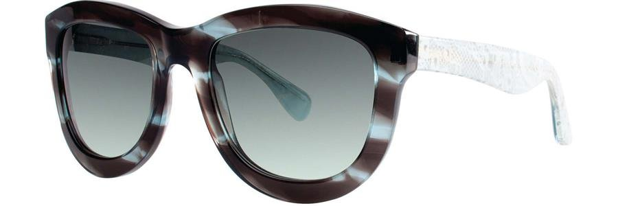 Vera Wang SAFIRA Blue Umber Sunglasses Size56-20-135.00