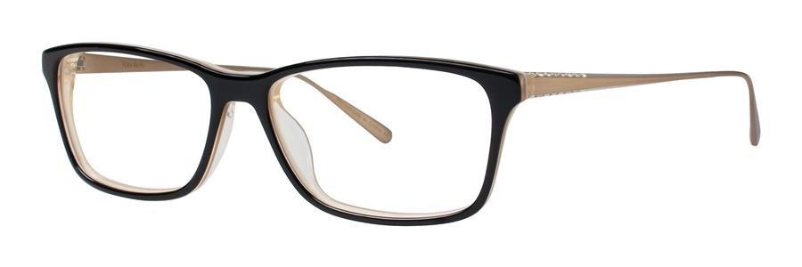 Vera Wang SAGITTA Black Eyeglasses Size53-15-135.00
