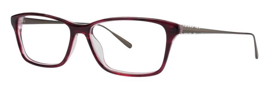 Vera Wang SAGITTA Ruby Eyeglasses Size53-15-135.00