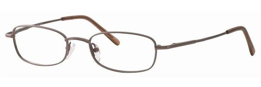 Gallery SAM Brown Eyeglasses Size51-19-140.00