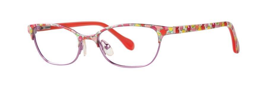 Lilly Pulitzer SAMMI Multi Eyeglasses Size47-15-125.00