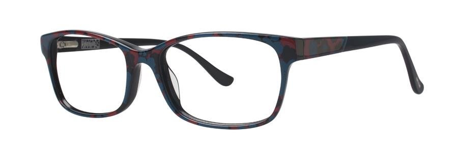 kensie SASSY Floral Eyeglasses Size53-16-135.00