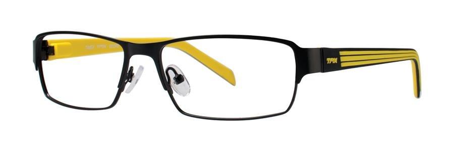 Timex SCORE Black Eyeglasses Size54-15-140.00