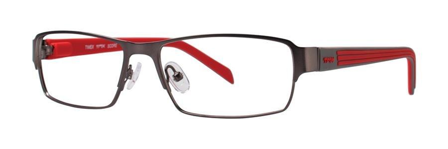 Timex SCORE Gunmetal Eyeglasses Size54-15-140.00