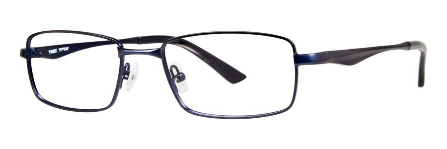 Timex SECTOR Navy Eyeglasses Size52-19-135.00