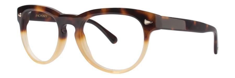 Zac Posen SERGE Tortoise Eyeglasses Size51-20-143.00