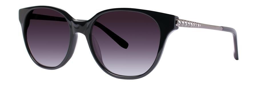 Vera Wang SEROVA Black Sunglasses Size53-17-135.00